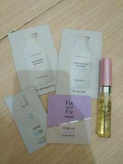 Paket cantik skincare korea