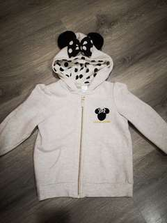 H&M Disney Minnie Mouse Baby Sweater