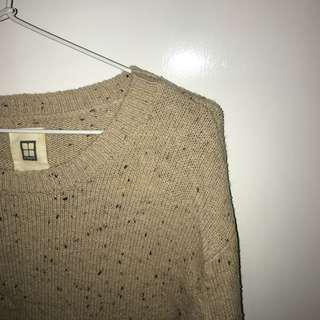 Insight Oatmeal Knit Sweater