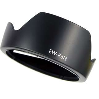 EW-83H Lens Hood for Canon eos EF 24-105mm f/4L IS USM High Quality