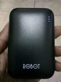 Powerbank Robot RT7200 6600 mAh ORI Garansi Resmi
