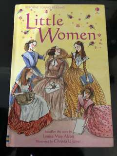 🚚 Usborne young reading - little women