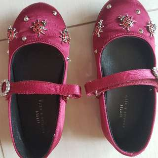Toddler Maryjane Shoes (Charles&Keith)