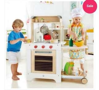 mainan dapur kayu merek hape