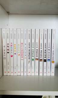 Chinese Books YA文
