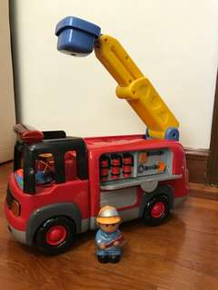 Fire engine ELC