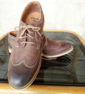 Clarks Shoes Man