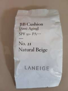 🚚 BNIB Laneige BB Cushion Refill