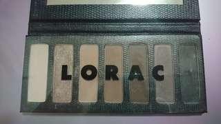 Lorac The Skinny Black Palette