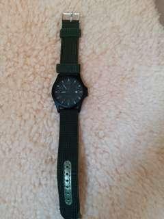 Nylon strap Watch 尼龍帶手錶