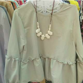 Blouse Nude New