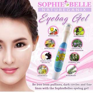 Eyebag gel