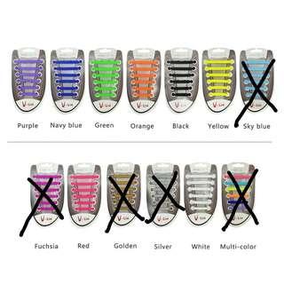 Rubber Shoelace