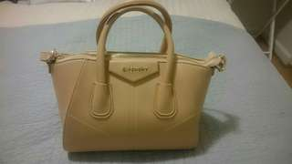 REDUCED!  Givenchy nude handbag