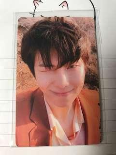 BTS RM Y Photocard