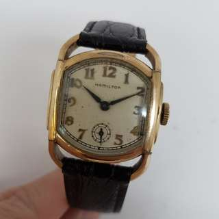 Hamilton Hand Winding Vintage Watch