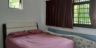 Room for rent at Woodlands. With air-con.  2 pax
