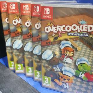 Overcooked ! Special edition