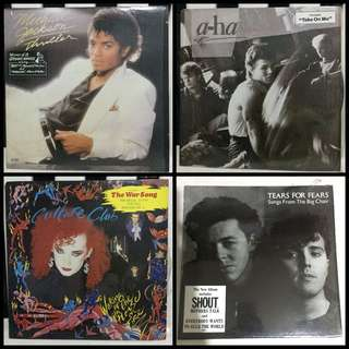 Vinyl Records