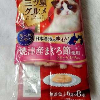 《日本超讚貓肉泥》
