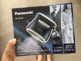 Panasonic Clothes Steamer