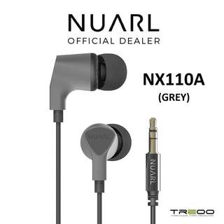 Nuarl NX110A High Resolution Wired Stereo Earphones