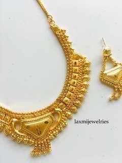DEEPA set (necklace & earring)