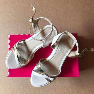 Sugar Kids Shoes (White)