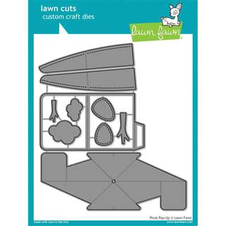 Lawn Fawn - Pivot Pop Up Die