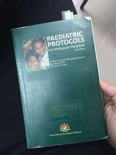 Malaysia pediatrics protocol