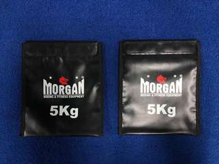 Morgan 5kg Sand Bag Pockets (No handle)