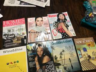 Magazines X7, June 2018 edition