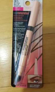Maybelline Total Temptation Brow Definer Soft Brown