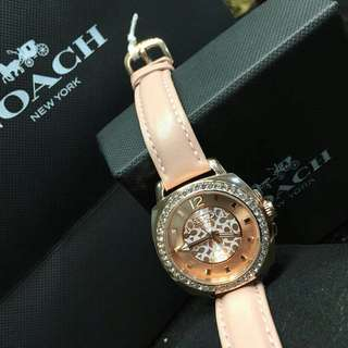 Coach Hand Watch