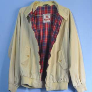 Jacket Baracuta Harrington