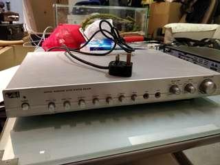 CAH Karaoke mixer  KA230
