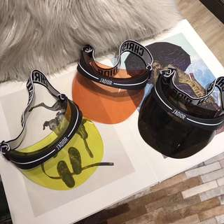Dior 太陽帽