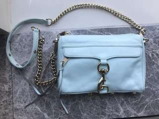 99% new Rebecca Minkoff Mini MAC bag