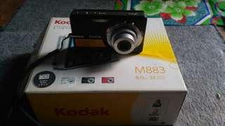 Kodak easyhare M883 kondisi good normal jaya