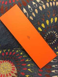 Hermes Ties Box 領呔盒
