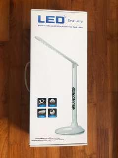 BESTEK® LED Desk Smart Lamp (Multifunctional, Foldable, Black LED Lamp)