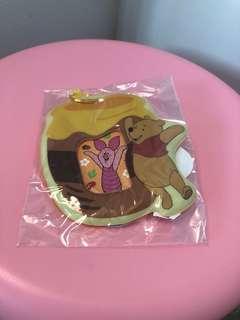 Ezlink Winnie the Pooh card holder