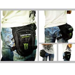 Monster Energy Waist & Leg Pouch