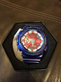 [快閃價] Casio G-SHOCK手錶 gma-s110hc 女裝 紫色