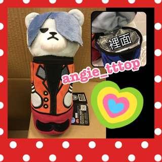 KRUNK 水樽袋 FXXK IT造型 (大聲, Daesung, Dlite) 日本x BIGBANG