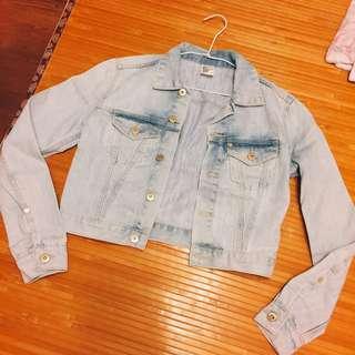 H&M牛仔外套