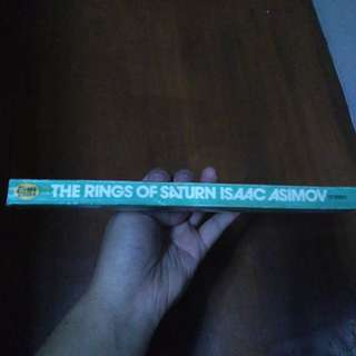 Isaac Asimov's The Rings of Saturn