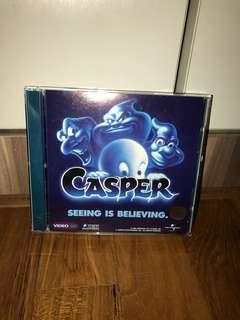 Casper videos CD
