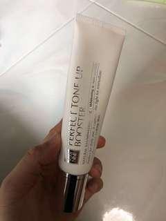 Jessi nine perfect tone up booster whitening illumination moisturizer