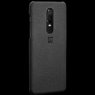 Oneplus 6 official sandstone protective case